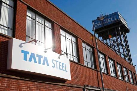 Tập đoàn Tata Steel xem xét bán các nhà máy tại Anh