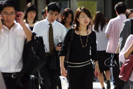 Nhật Bản đón nhận nhiều thông tin kinh tế trái chiều