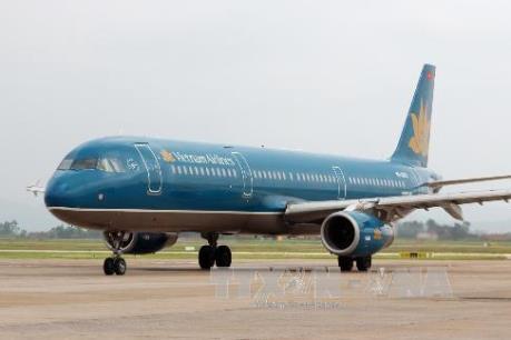 Vietnam Airlines khuyến mại vé Tp. Hồ Chí Minh - Hàn Quốc và Nhật Bản