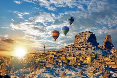 Bất ổn an ninh làm du lịch Thổ Nhĩ Kỳ điêu đứng
