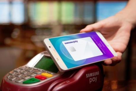Samsung giới thiệu dịch vụ thanh toán di động tại Trung Quốc