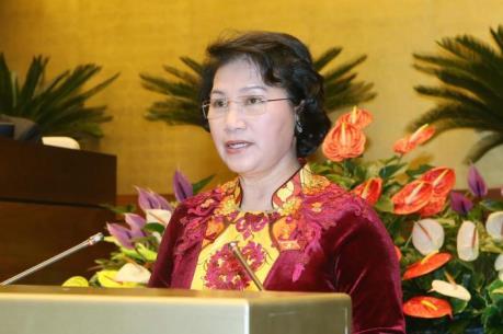 Tin tưởng nữ Chủ tịch Quốc hội đầu tiên làm tốt công việc do dân giao phó
