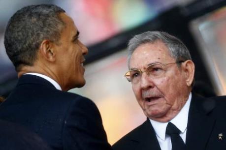 """""""Trang mới"""" trong quan hệ Mỹ - Cuba"""
