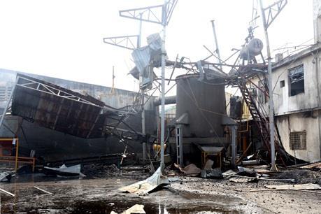 Hé lộ nguyên nhân vụ nổ lò hơi làm 2 người thiệt mạng ở Bình Dương