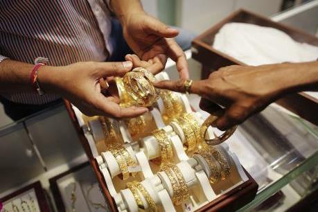 """Giá vàng châu Á ngày 9/8 duy trì quanh mức """"đáy"""" của 1 tuần qua"""