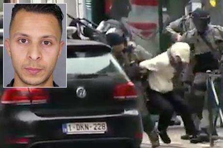 Bỉ đồng ý dẫn độ nghi phạm chính vụ khủng bố tại Paris sang Pháp