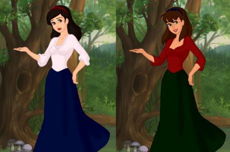 Disney làm phim về chị gái Bạch Tuyết