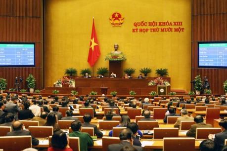 Kỳ họp thứ 11, Quốc hội khóa XIII: Nhóm giải pháp tạo động lực phát triển kinh tế xã hội