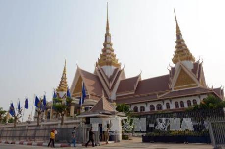Nhật Bản viện trợ 182 triệu USD để giúp Campuchia thực hiện ba mục tiêu lớn