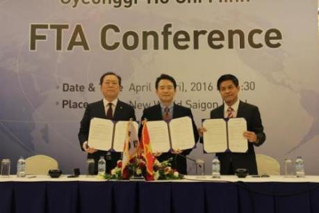 Ký hợp tác hút khách du lịch từ Việt Nam đến Hàn Quốc
