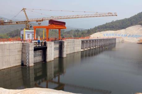Khánh thành Nhà máy thủy điện Krông Nô 3 trên hệ thống sông Sêrêpôk