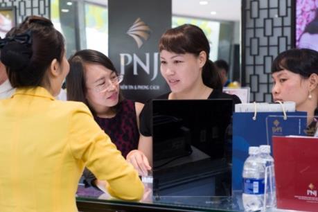 PNJ tăng trích lập dự phòng 114 tỷ đồng