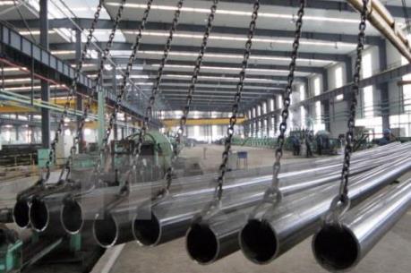 Thép Trung Quốc dư thừa đẩy các nhà máy Anh vào khủng hoảng