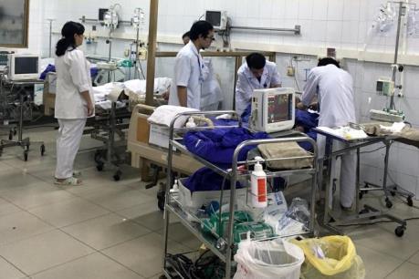 6 công nhân bị bỏng nặng trong vụ cháy khí tại Công ty Than Hạ Long