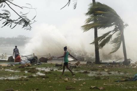 Dỡ bỏ cảnh báo sóng thần ở Vanuatu