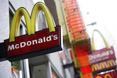 """McDonald's """"bành trướng"""" hệ thống nhà hàng thức ăn nhanh tại châu Á"""