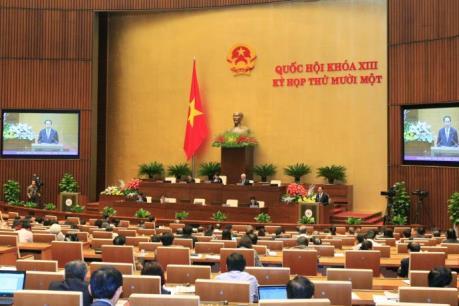 Kỳ họp thứ 11, Quốc hội khóa XIII: Bàn việc cấp thị thực giữa Việt Nam và Hoa Kỳ
