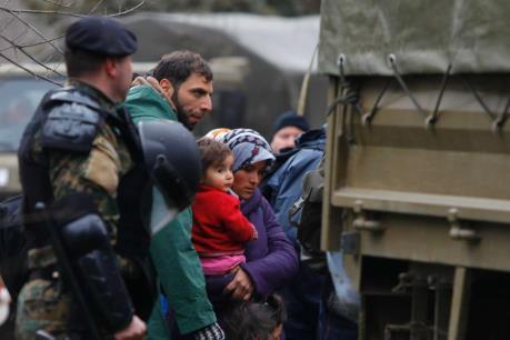 Vấn đề người di cư: Hy Lạp bắt đầu đưa người di cư trở lại Thổ Nhĩ Kỳ
