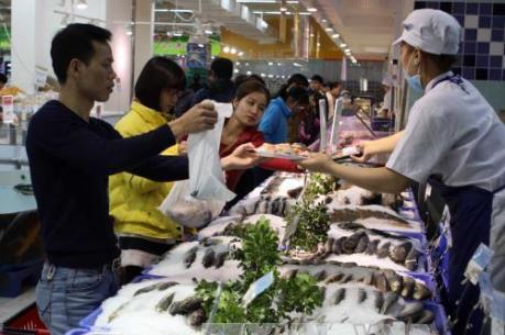 """Nguồn cung thực phẩm từ miền Tây bắt đầu """"nhích"""" giá"""