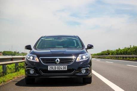 Renault Việt Nam khuyến mãi gần trăm triệu cho khách hàng mua xe Latitude