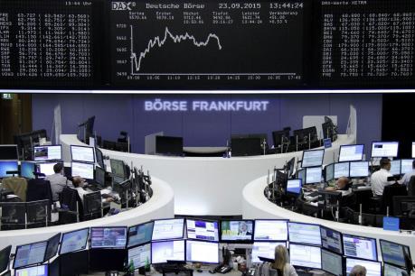 Chứng khoán châu Âu ngày 4/4 xanh sàn khi đón nhận thông tin kinh tế tích cực
