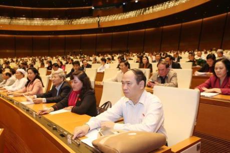 Kỳ họp thứ 11, Quốc hội khóa XIII: Đề cử nhân sự bầu lãnh đạo một số cơ quan của Quốc hội