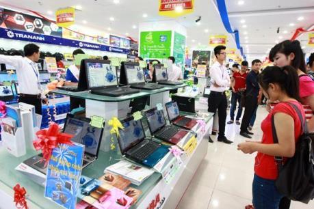 Nhu cầu sản phẩm điện tử, điện lạnh ở Việt Nam tăng mạnh nhờ dân số trẻ
