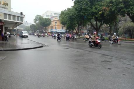 Dự báo thời tiết ngày mai 6/4: Hà Nội chưa hết nồm ẩm