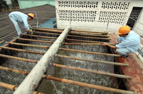 Biến đổi khí hậu: Hướng tới quản lý và cung cấp nước theo cơ chế thị trường