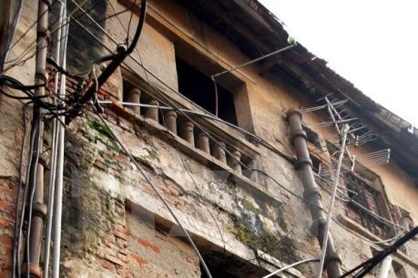 """Cải tạo, xây dựng lại chung cư cũ tại Hà Nội: Tháo dần """"nút thắt"""""""
