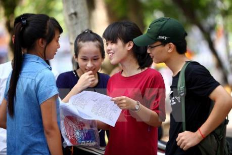 Đã có 10 trường tham gia đề án tuyển sinh theo nhóm