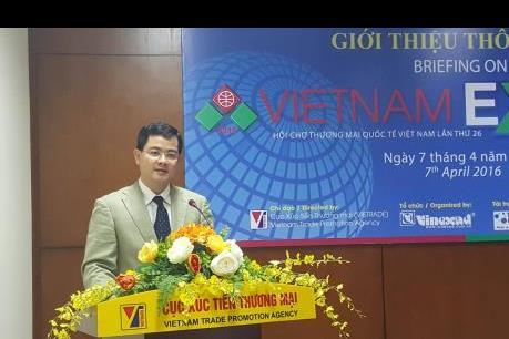 Vietnam Expo 2016 sắp diễn ra tại Hà Nội