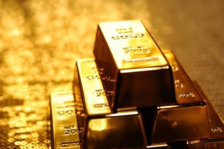 Giá vàng bật tăng nhờ xu hướng đầu tư vào các tài sản an toàn