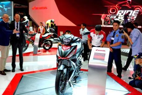 Lần đầu tiên triển lãm về mô tô, xe máy Việt Nam