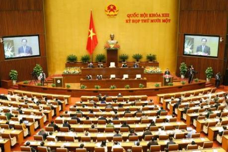 ĐBQH ủng hộ việc Chính phủ đồng ý tạm dừng hợp đồng đường ống nước sông Đà