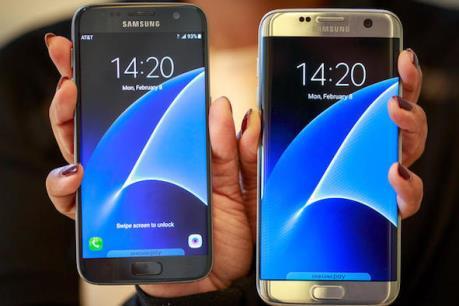 Lợi nhuận của Samsung trong quý I/2016 tăng mạnh nhờ Galaxy S7