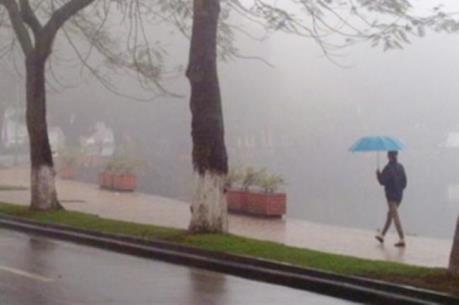 Dự báo thời tiết 8/4: Bắc bộ vẫn mưa ẩm