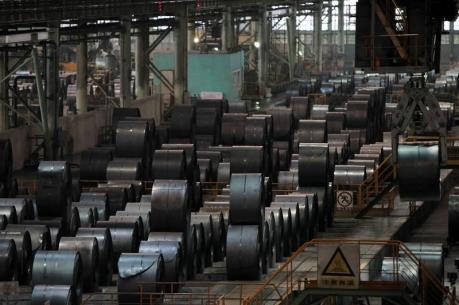 Mexico muốn lập liên minh đối phó với thép Trung Quốc