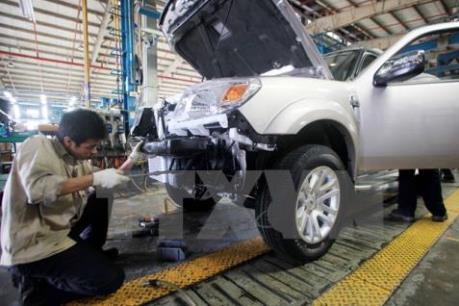 Ford Việt Nam có doanh số bán ra tăng hơn 70%
