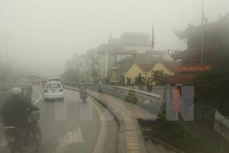 Dự báo thời tiết hai ngày tới: Đông Bắc Bộ tiếp tục mưa phùn, nồm ẩm
