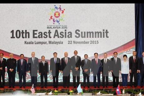 Thành lập cơ chế trao đổi giữa các Đại sứ tại ASEAN của 18 nước tham gia EAS