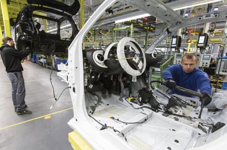 Dự báo kinh tế Pháp tăng trưởng 0,4% quý I/2016