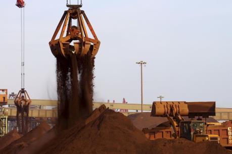 Australia dự báo giá quặng sắt năm 2016 tăng 11%
