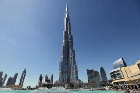UAE có kế hoạch xây tòa tháp cao hơn 800m