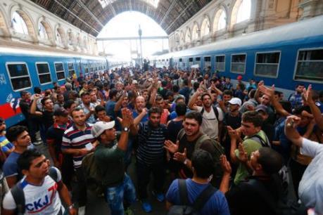Khủng hoảng di cư: Đức đẩy mạnh trục xuất người tị nạn