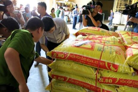 Trao thưởng tới 50 triệu đồng cho người tố giác hành vi vi phạm an toàn thực phẩm