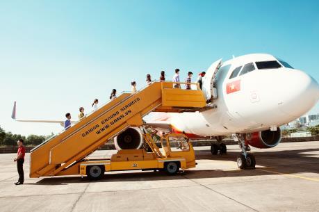 Khai trương đường bay mới, Vietjet tung 50.000 vé giá 0 đồng