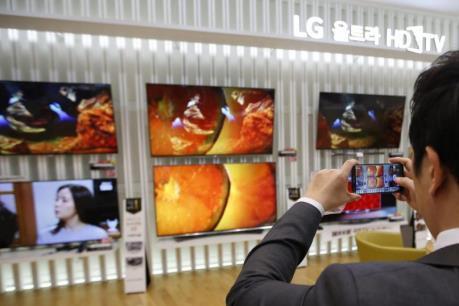 LG Electronics công bố lợi nhuận cao bất ngờ trong quý I/2016