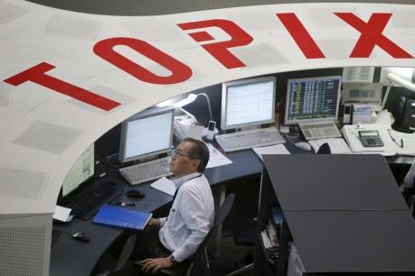 Chứng khoán châu Á ngày 12/4: Thị trường Nhật Bản tạo đà đi lên