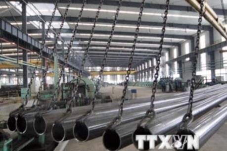EU cảnh báo sẽ mạnh tay với thép Trung Quốc giá rẻ